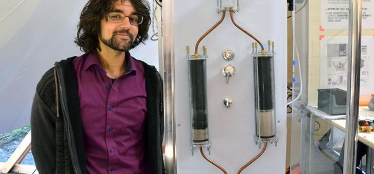 Showerloop: o chuveiro que permite reaproveitar a água no próprio banho